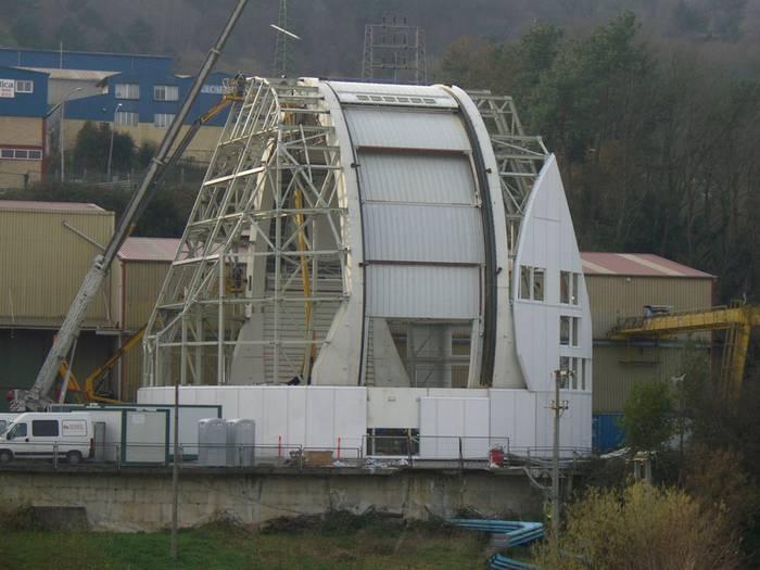 Fagor Automationen ukitua du munduko eguzki-teleskopio handienak