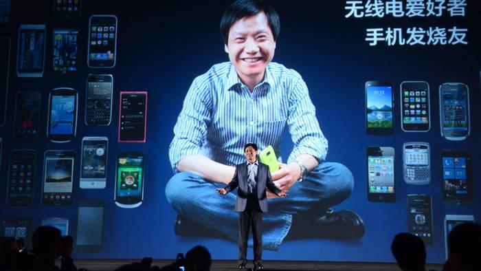 Xiaomi ala 'Apple txinatarrak', hirukoiztu ditu jada iazko salmentak
