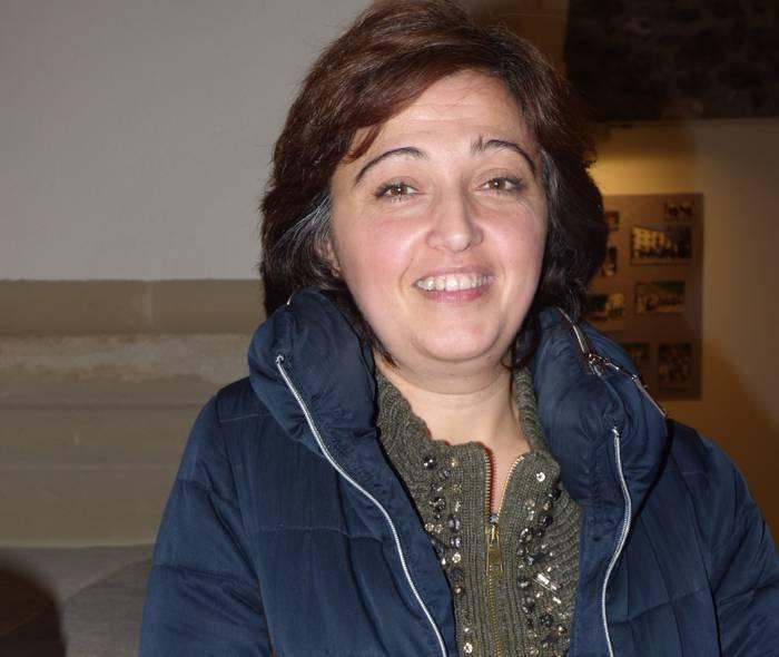 """Yolanda Iglesias: """"Geratu egin behar dugu eta pentsatzen jarri zergatik pasatzen ari zaizkigun gauzok"""""""