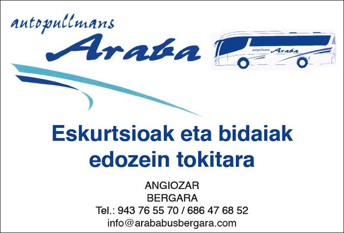 Autopullmans Araba