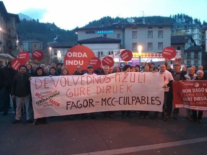 Martxoaren 6an Elorrioko Eroskin egingo duten protestan parte hartzera deitu du Ordainduk