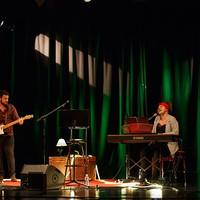 'Dama beltzak' musika emanaldia