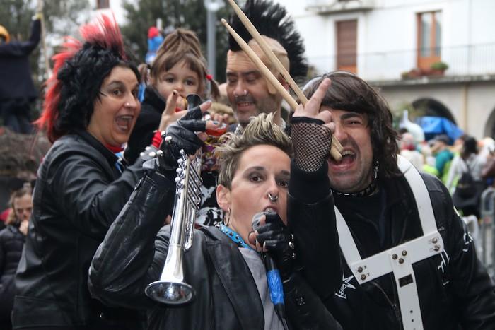 Inauterietako desfilea Aretxabaletan - 116