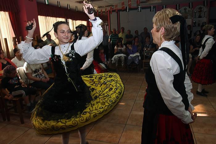 Primeran joan da Corazon de Encina extremadurar elkartearen kultura astea