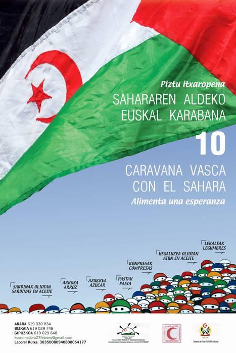 11. Sahararen aldeko euskal karabana