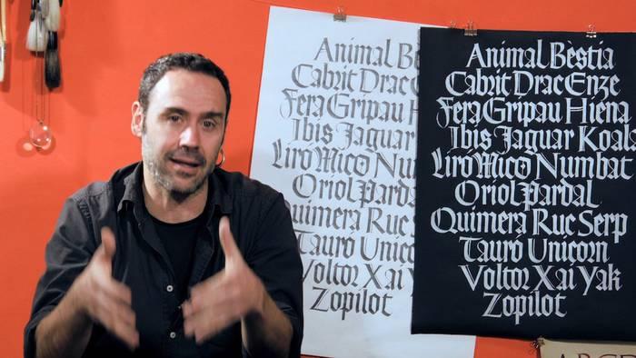 Oriol Miró maisu ospetsuarekin abian jarriko da 'Arantzazu Letraz gunea'