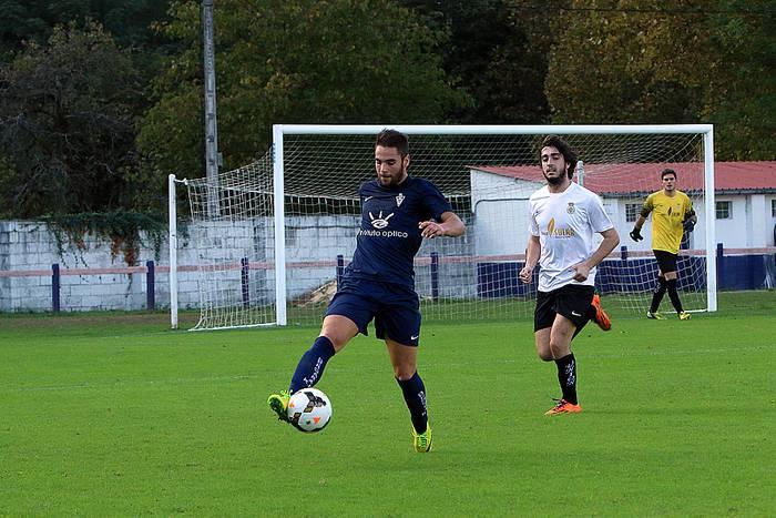 Bergarak 0-1 galdu du Real Union taldearen aurka