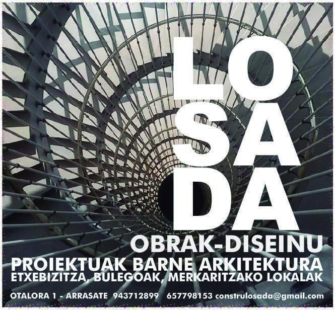 Construcciones Manuel Losada, S.L.  Eraikuntza enpresak logotipoa