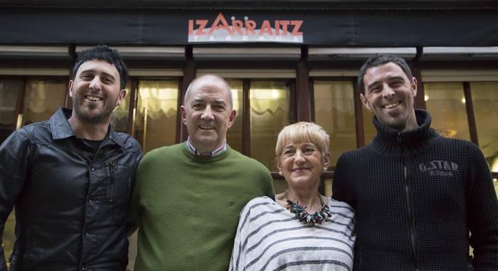 Ia 33 urteren ostean, jabe aldaketa bihartik Oñatiko Izarraitz tabernan