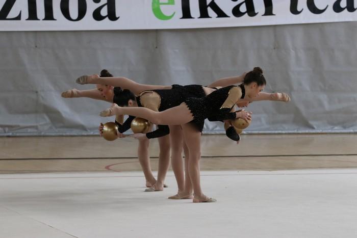 Maila bikaina gimnasia erritmikoko txapelketan - 30
