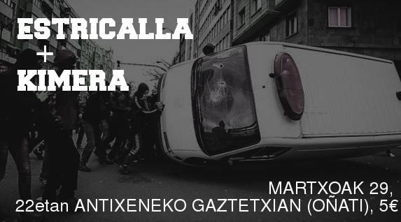 Estricalla + Kimera