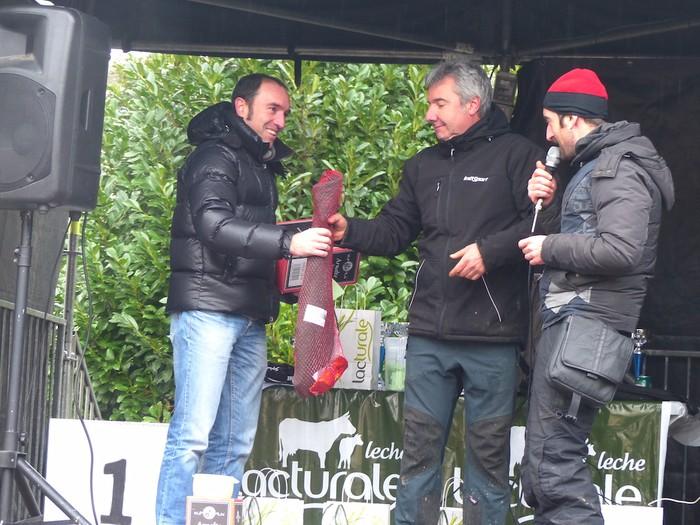 Ruiz de Larrinaga eta Lekuona garaile Arrasateko ziklo-krosean - 92