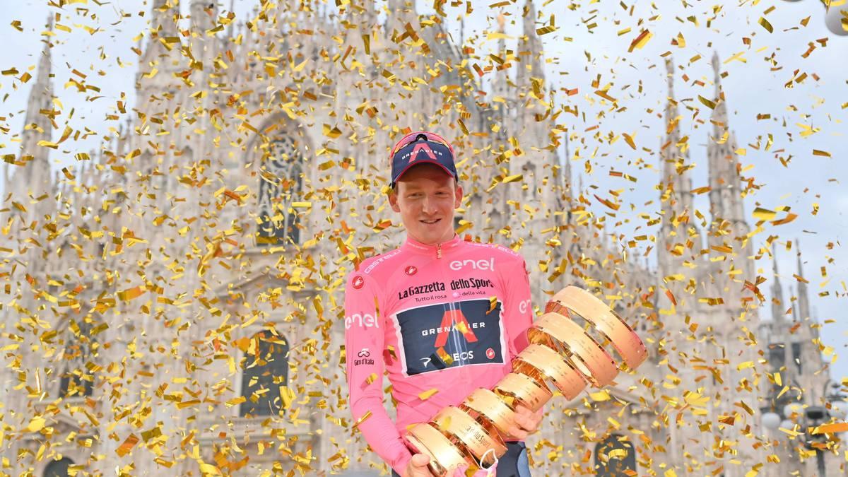 Tao Geogeghan Hartek irabazi du Giroa, aise; azken etapa Gannarentzat, bere laugarrena