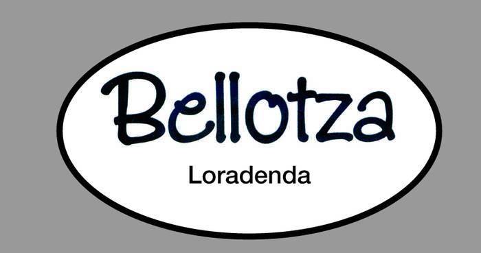 Bellotza loradenda logotipoa