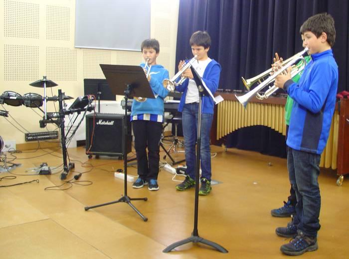 Aste Santuko kontzertua eskainiko du gaur Arrasate Musikalek Kulturaten
