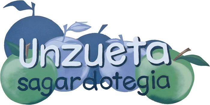 Unzueta Sagardotegia logotipoa