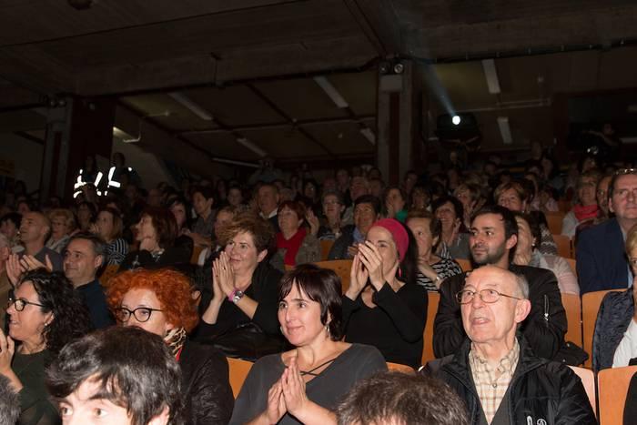 8.500 euro lortu dira 'Safe Passage' kontzertu solidarioari esker