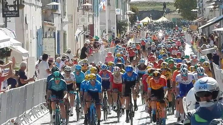Frantziako Tourrari jarraipena 2021