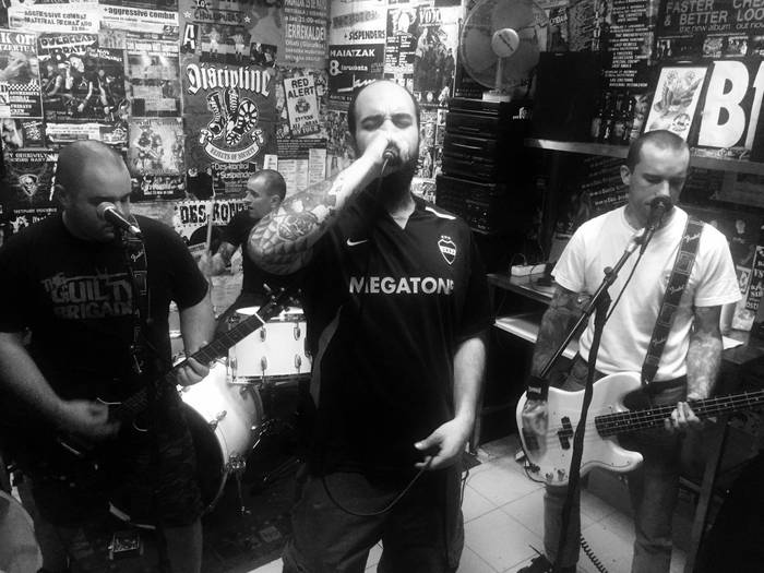 Herriko musika taldeen presentzia nabaria San Andreseko jaien egitarauan