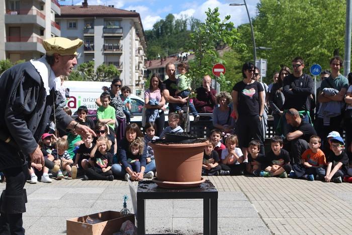 Udaberriaren algara eta festa Basabeazpin - 9