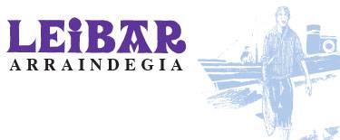 Leibar arrandegia logotipoa