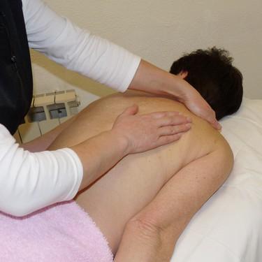 Drainatze masajea
