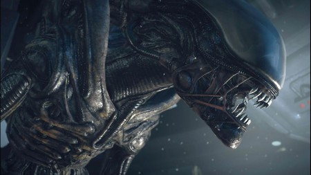 'Alien' filma