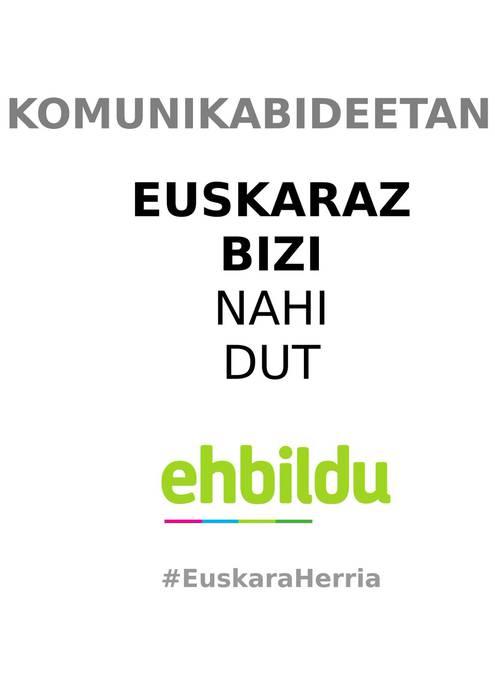#EuskaraHerria