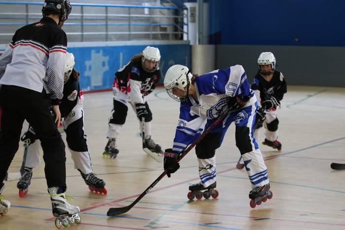 Bergara Hiria Emakumezkoen hockey txapelketa