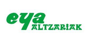 Eya Altzariak logotipoa