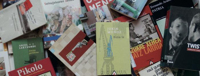 Euskal Herriko biktimen gaineko literatur tailerra