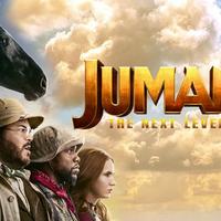 'Jumanji: siguiente nivel' filma, gaztetxoendako