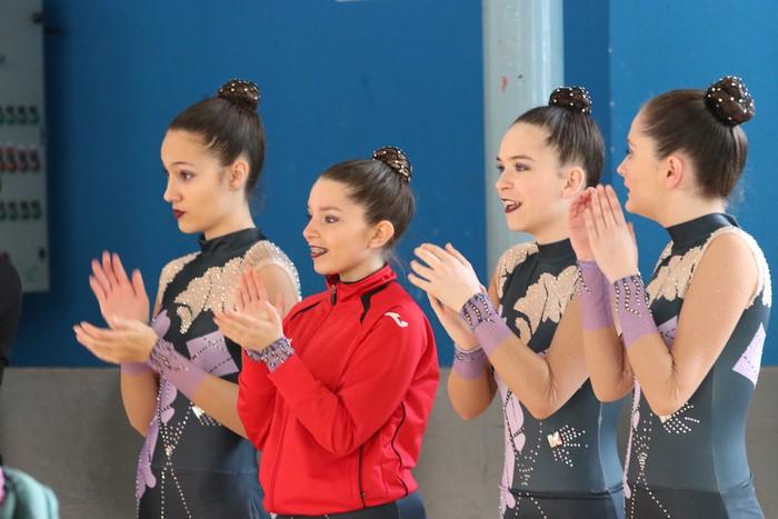 Maila bikaina gimnasia erritmikoko txapelketan - 36