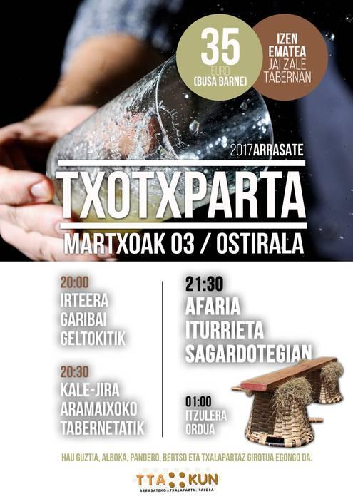Txotxparta