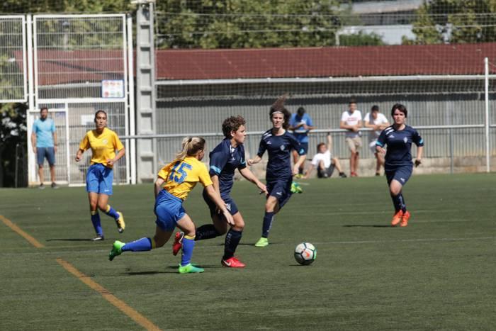 Bergara 4-0 nagusitu da lehenengo lagunartekoan