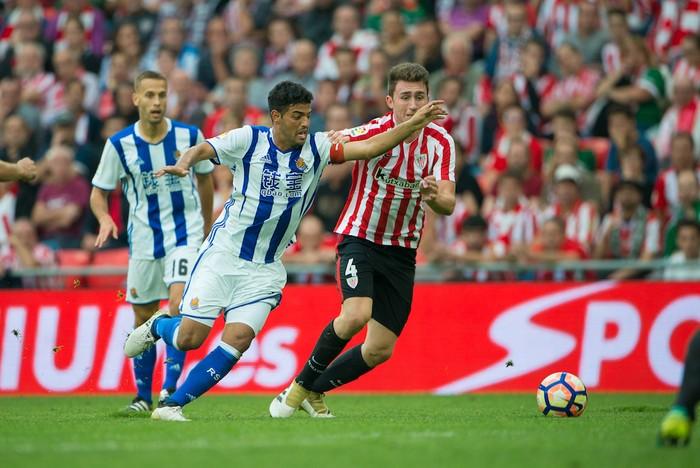 Athletic-Reala derbiko argazkiak - 26