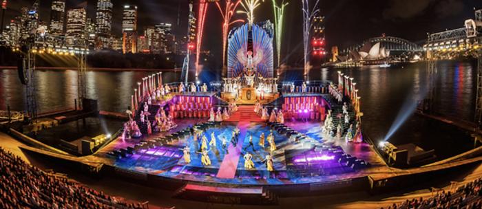 Aida: Sydneyko badiatik opera saioa