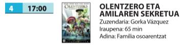 'Olentzero eta Amilaren sekretua'