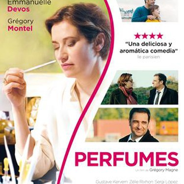 'Perfumes' pelikula