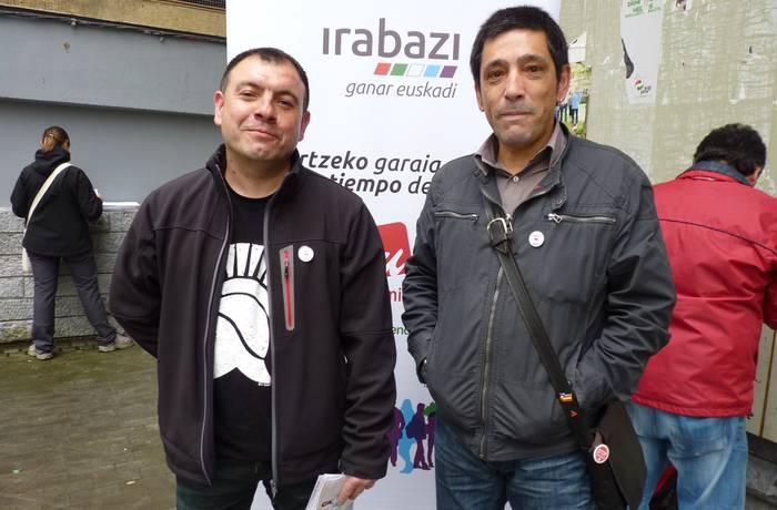 """Luis Mariano Gomez: """"Ezkerreko politika egingo dugu, ekologista eta feminista"""""""