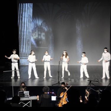 Apirilean Musika: 'Baltasar sagutxoa eta pentagrama enea'