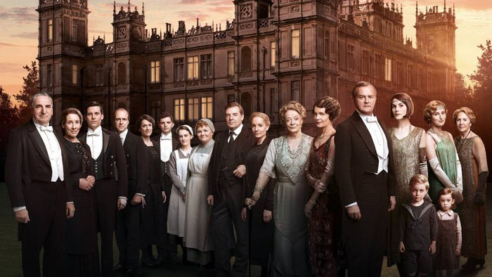 'Downton Abbey' filma