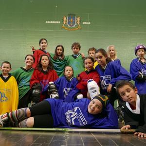 Hockey torneoa, 'Maider Unda olinpiadak' direla eta
