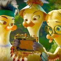 'Quackers, la leyenda de los patos' filma