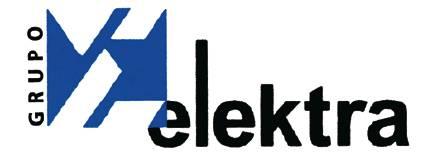 Elektra S.A. elektrizitatea logotipoa