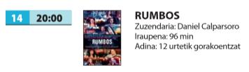 'Rumbos'