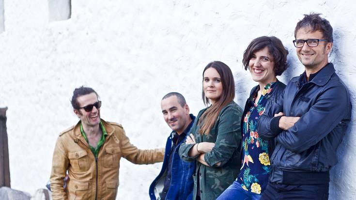 Tenporak 'Itzulika' diskoa aurkeztuko du zapatuan Seminarixoan