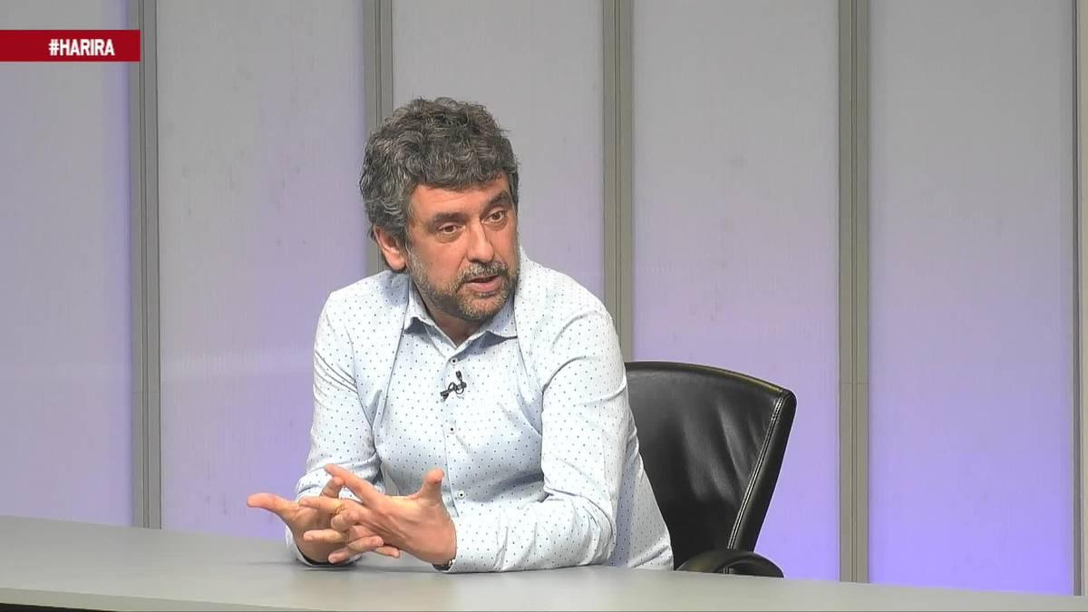 """Joxean Alustiza: """"Jardun industriala moldatzeko borondatea dauka Fagor Taldeak eta komunitatearekin egin nahi du"""""""