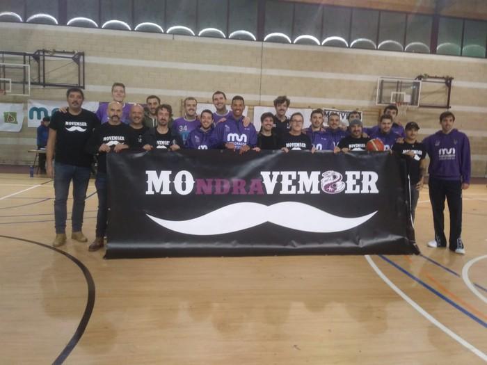 Movember ekimenarekin bat egin du Ointxe! klubak
