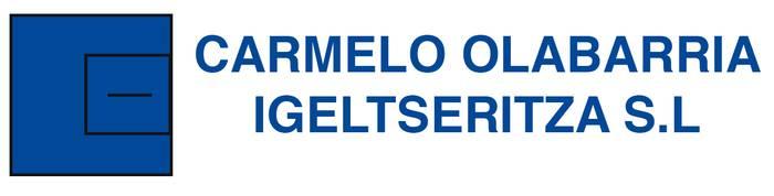 Carmelo Olabarria igeltseroa logotipoa